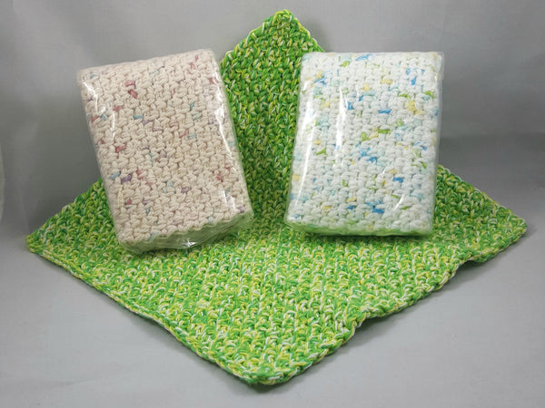 Large Wash Cloth
