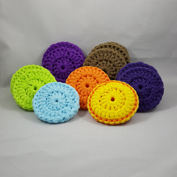 Tulle Scrubbies