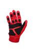Howler Red Baseball & Softball Batting Gloves Palm View
