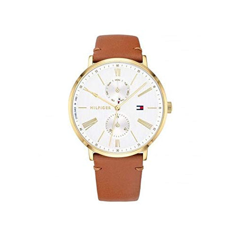 Tommy Hilfiger Analog White Dial Women's Watch