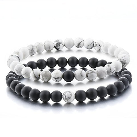 Couple Bracelet For Women & Men (2 Pcs)
