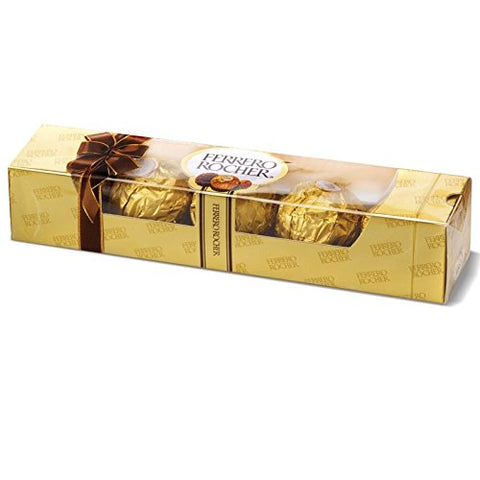Ferrero Rocher Chocolate - Pack of 4 Pieces