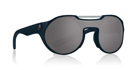 Dragon Alliance Deadball Deep Navy With Silver Ion Sunglasses