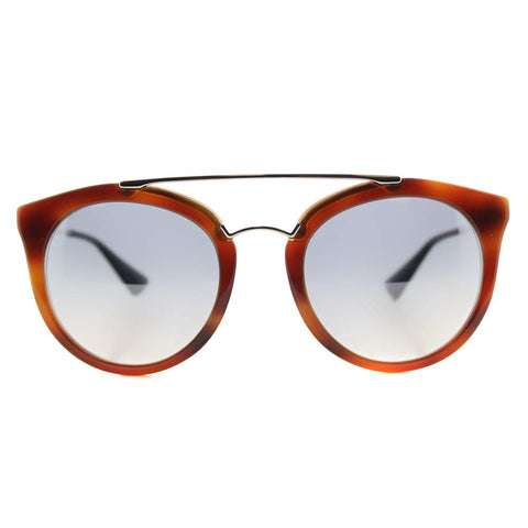 Prada Mens Striped Light Brown
