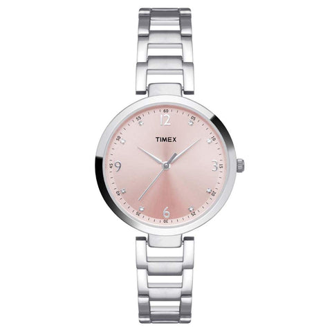 Timex Fashion Analog Pink Dial Women's Watch