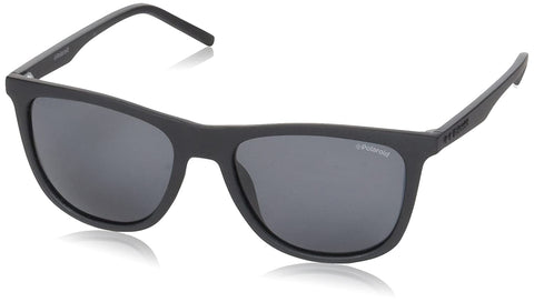 Polaroid Polarized Rectangular Men's Sunglasses
