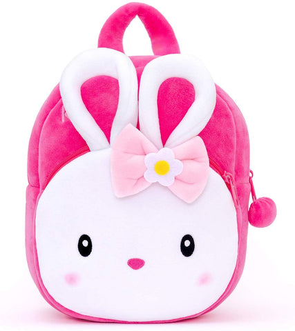 Rabbit Velvet Plush Bag