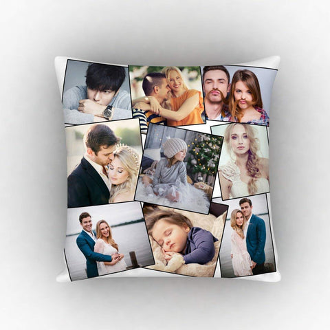 Customized Gift Personalised Photo Cushion