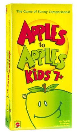 Apples to Apples Kids 7+ Game of Crazy Comparisons