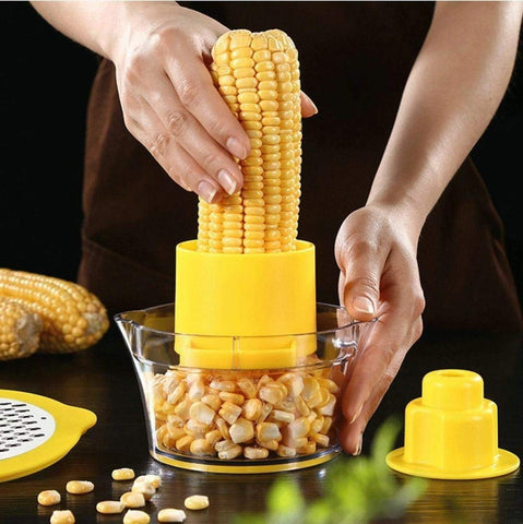 Corn Stripper Slicer