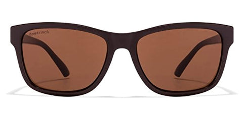 Fastrack UV Protected Men's Sunglasses (Brown)