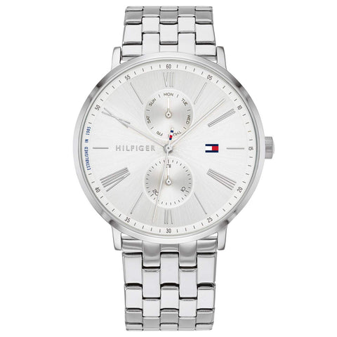 Tommy Hilfiger Analog Grey Dial Women's Watch