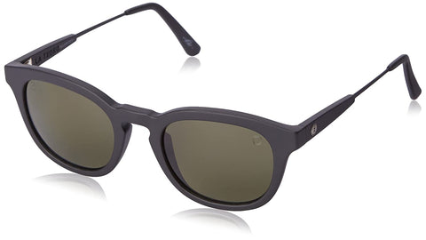 Electric Visual La Txoko Matte Black/Polarized Grey Sunglasses