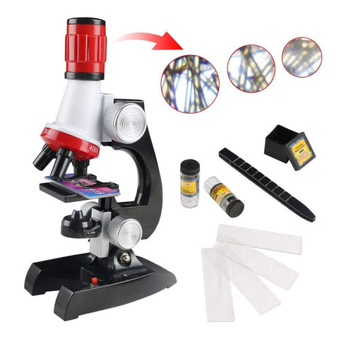 Educational Beginner Microscope Kit
