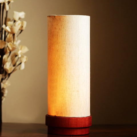 Wooden Modern Table Lamp