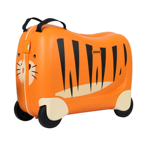 American Tourister Skittle Nxt Orange Kid's Luggage