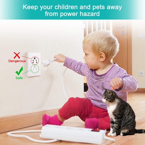 Baby Safety Electric Socket Cover Guards