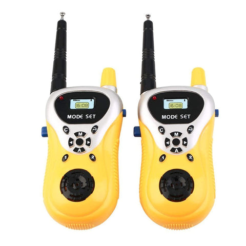 2 Player Walkie Talkie,Range Upto 100 Feet