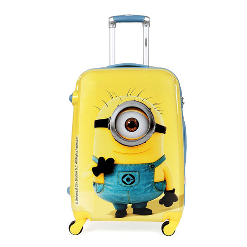 Disney Minions Kids Travel Bag