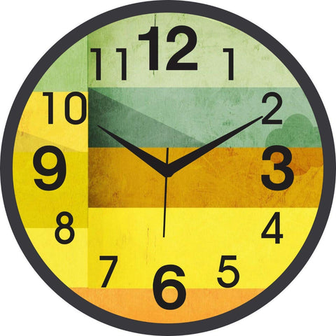 Wall Clock Modern Trendy