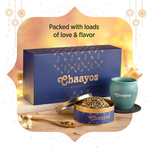 Chaayos Tea Gift Box | Perfect Festival Gift