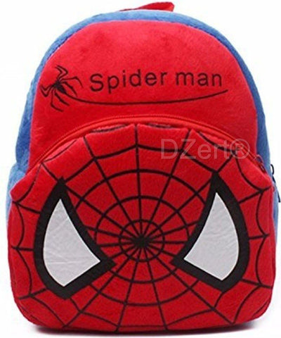 Spiderman Children's Plush Bag
