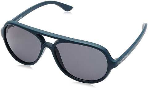 Fastrack Polarized Aviator Men's Sunglasses (Blue Color)