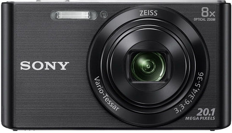 Sony Cyber-Shot 20.1 MP Point and Shoot Camera