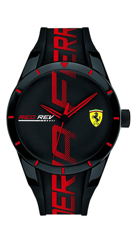Scuderia Ferrari Red Rev Series 2