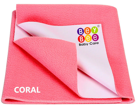 BeyBee Waterproof Baby Bed Protector Dry Sheet