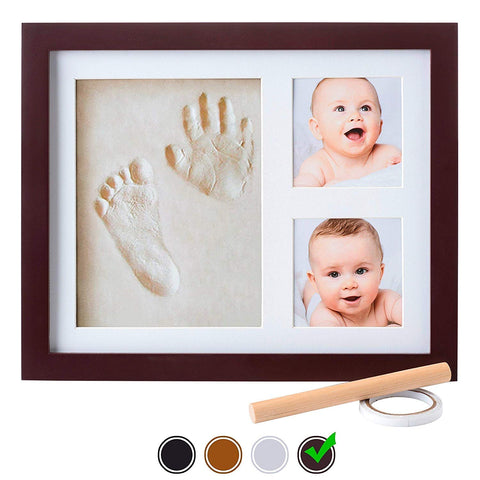 Baby Handprint Kit by Little Hippo