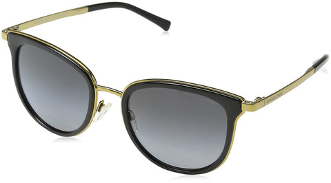 Michael Kors BLACK/GOLD-TONE Sunglasses