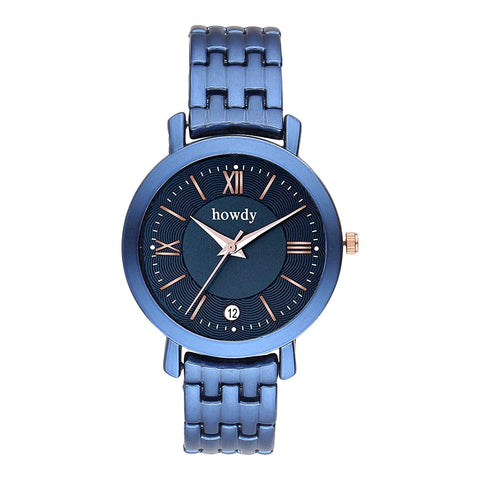 howdy Analogue Women's Watch