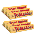 Toblerone Chocolate - 6 Pack Pouch