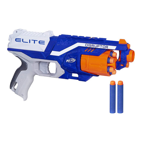 Nerf Elite Blaster 6-Dart Rotating Drum