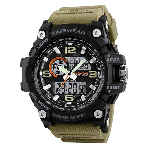 Commando Series Sports Watch for Men