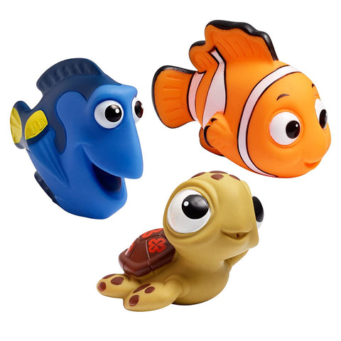 Disney Baby Bath Squirt Toys