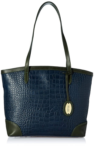 Hidesign Women's Handbag (Blue)