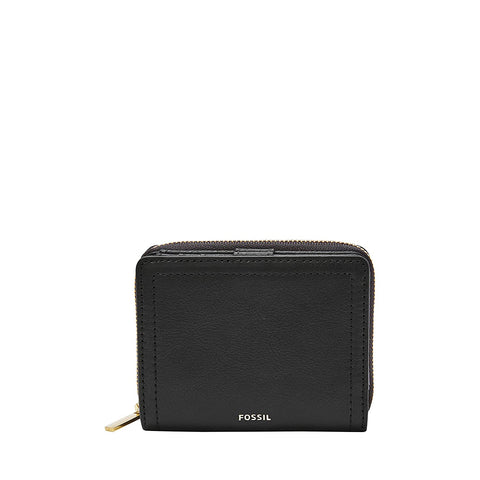 Fossil Logan Black Women's Wallet