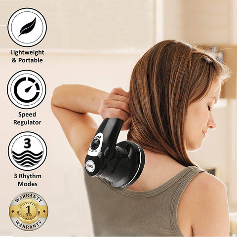 Electric Handheld Full Body Massager