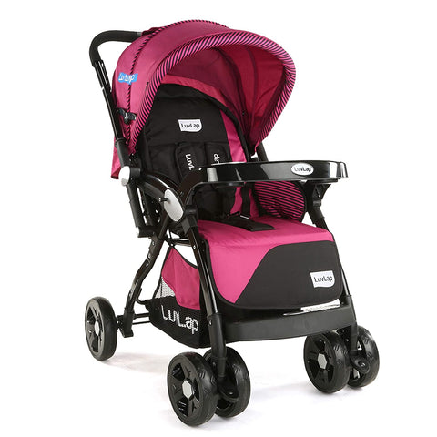 Galaxy Stroller/Pram, Extra Large Seating Space