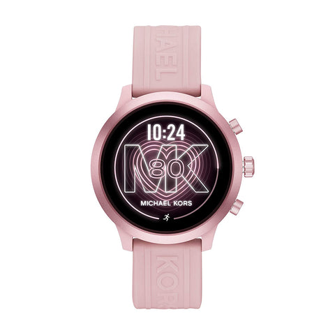 Michael Kors Mkgo Digital Black Dial Women's Watch