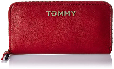 Tommy Hilfiger Paula Women's Clutch (Burgundy)