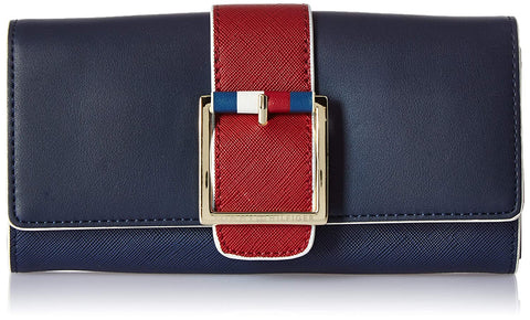 Tommy Hilfiger Luna Women's Clutch (Navy)