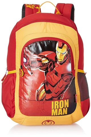 Marvel Champ Red Casual Backpack