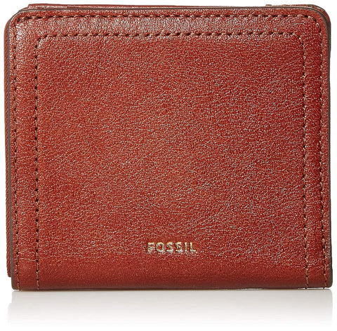 Fossil Women's Small Logan Rfid Bifold Wallet