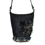 JANIS Pocket Shoulder Bag (Twilight Blue)
