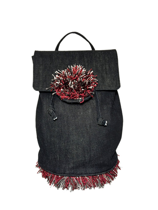 TAYLOR Backpack, Unisex (Raspberry Jam)