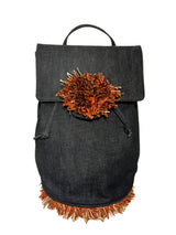 TAYLOR Backpack, Unisex (Sizzling Orange)