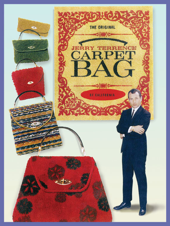 The Original Carpet Bag by Jerry Terrence